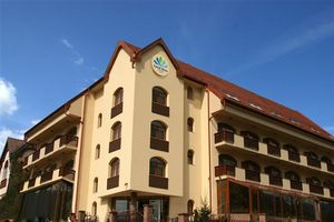 Hotel LACUL URSU SOVATA