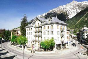 Hotel LANGLEY GUSTAVIA Chamonix Mont Blanc