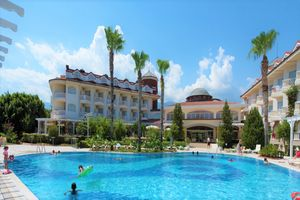 Hotel SULTAN'S BEACH KEMER