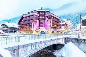 Hotel LE MORGANE Chamonix Mont Blanc