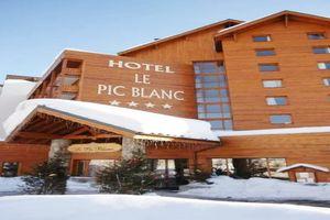 Hotel LE PIC BLANC Alpe d`Huez Grand Domaine