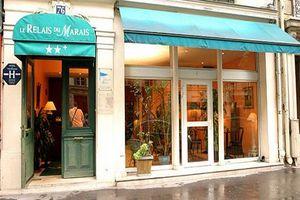 Hotel LE RELAIS DU MARAIS PARIS