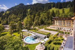Hotel LENKERHOF GOURMET SPA Gstaad