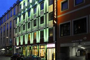 Hotel LEONARDO CITY CENTER MUNCHEN
