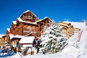 Hotel LES GRANDES ROUSSES Alpe d`Huez Grand Domaine