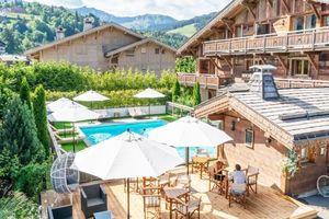 Hotel LES LOGES BLANCHES Evasion Mont Blanc
