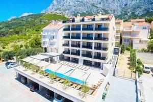 Hotel LUXURY APARTHOTEL Makarska