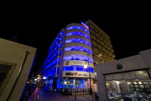 Hotel Les Palmiers Beach Boutique Hotel & Luxury Apartments LARNACA