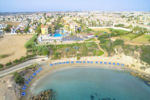 Hotel MALAMA BEACH HOLIDAY PROTARAS
