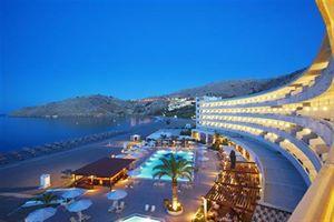 Hotel MAREBLUE LINDOS BAY RHODOS
