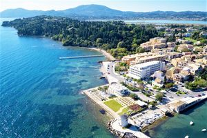 Hotel MAYOR MON REPOS PALACE ART CORFU
