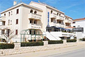 Hotel MEDITERAN Dalmatia de Nord