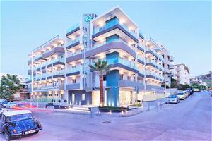 Hotel MELROSE HOTEL RETHYMNO CRETA