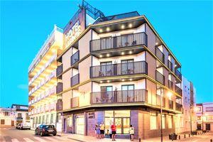 Hotel MERCE Pineda de Mar