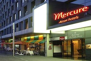 Hotel MERCURE EUROPE BASEL