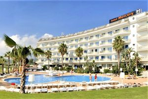 Hotel MERCURY Santa Susanna