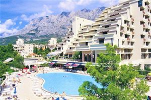 Hotel METEOR Makarska