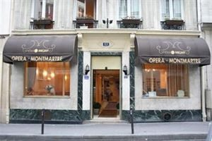 Hotel MIGNY OPERA MONTMARTRE PARIS