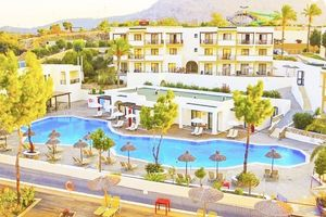 Hotel MIRALUNA VILLAGE & SPA RHODOS