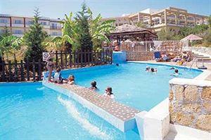 Hotel MIRALUNA SEASIDE RHODOS