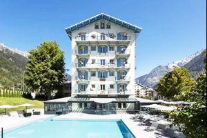 Hotel MONT BLANC CHAMONIX Chamonix Mont Blanc