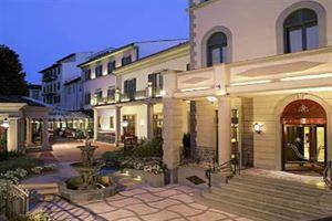 Hotel MONTEBELLO SPLENDID FLORENTA