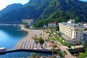 Hotel MUNAMAR BEACH HOTEL MARMARIS
