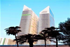Hotel NASSIMA ROYAL DUBAI