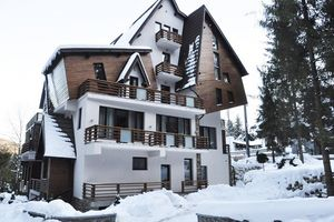 Hotel OBLIQUE - FOREST & SPA Sinaia