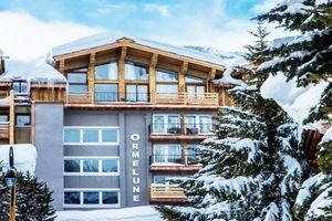 Hotel ORMELUNE Espace Killy