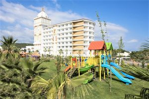 Hotel OZ HOTELS SUI ALANYA