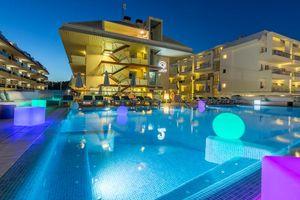 Hotel Odissea Park Santa Susanna
