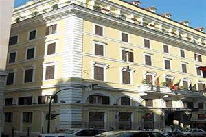 Hotel PACE HELVEZIA ROMA