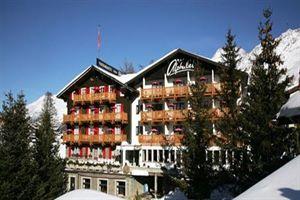 Hotel PANORAMA ALPHUBEL SAAS FEE