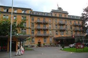 Hotel PARK DU SAUVAGE MEIRINGEN