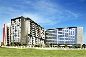 Hotel PARK ROTANA ABU DHABI ABU DHABI