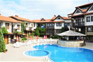 Hotel PEARL APARTMENTS SOZOPOL