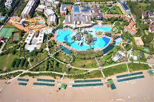 Hotel PEGASOS WORLD SIDE