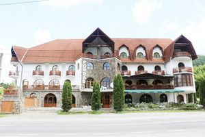 Hotel PENSIUNEA FORRAS Harghita