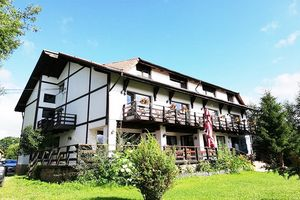 Hotel PENSIUNEA MUNTELE RECE Bran