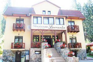 Hotel PENSIUNEA SPERANTA SOVATA