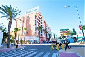 Hotel PLAYACAPRICHO Costa Del Almeria