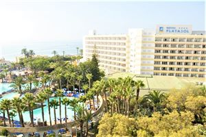 Hotel PLAYASOL AND SPA Costa Del Almeria