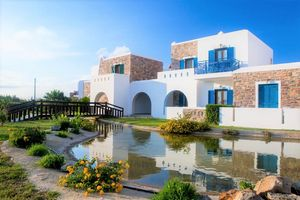 Hotel PLAZA BEACH Naxos