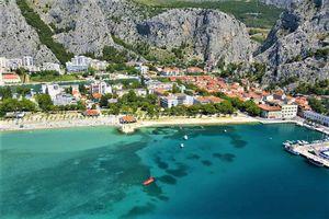 Hotel PLAZA OMIS Dalmatia Centrala