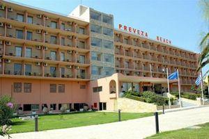 Hotel PREVEZA BEACH Coasta Ionica