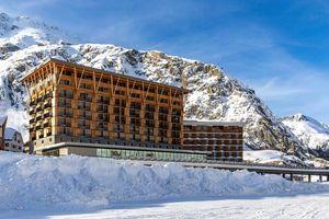 Hotel RADISSON BLU REUSSEN Engelberg