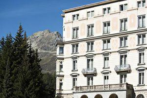 Hotel REINE VICTORIA BY LAUDINELLA ST. MORITZ