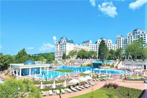 Hotel RIU HELIOS PARADISE SUNNY BEACH