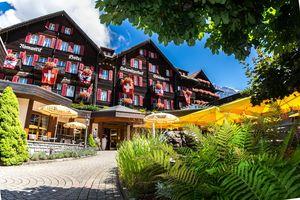 Hotel ROMANTIK SCHWEIZERHOF GRINDELWALD Grindelwald